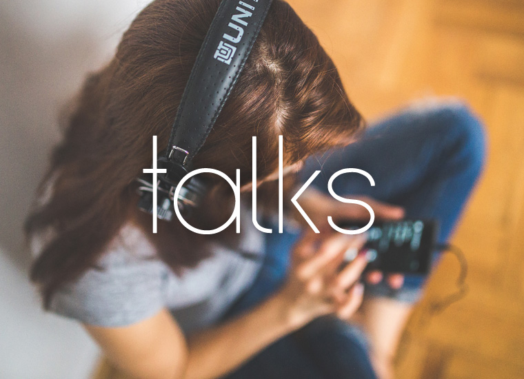 Listen Online to Talks